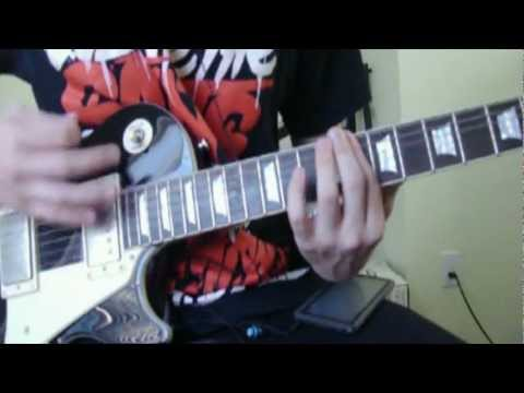 To Hell And Back - Blessthefall Guitar Cover