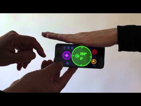 Video of Goniometer Pro Preview