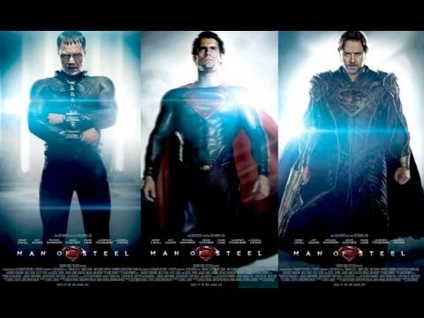 steel - On this episode of AMC Movie Talk (Wednesday May 22nd 2013) we discuss: The brand new and final MAN OF STEEL trailer Should they not reboot BATMAN Is JURASSI...