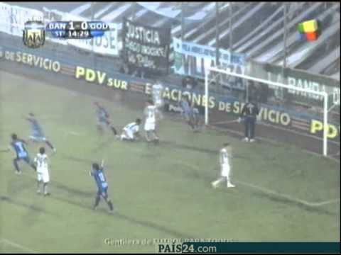 Banfield 1 - 1 Godoy Cruz (Clausura 2011)