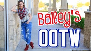 Bailey's Outfits of the Week (OOTW)   Fall Style Lookbook   Brooklyn and Bailey by Brooklyn and Bailey