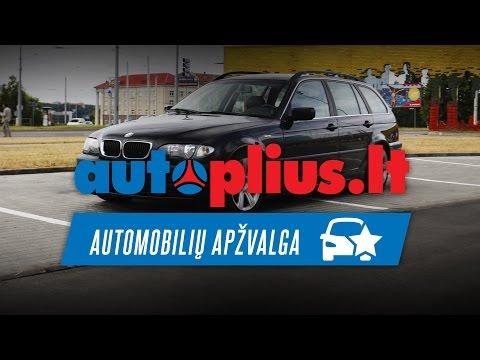Autoplius.lt automobilių apžvalga: BMW e46 330D