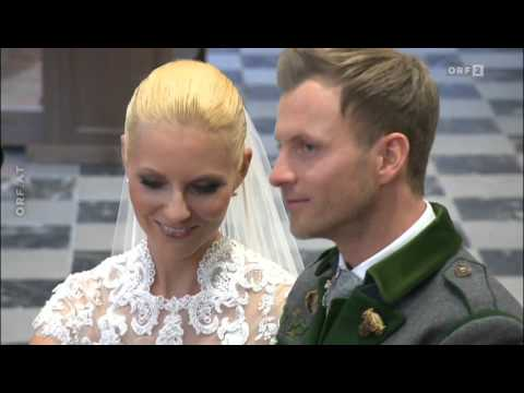 Christiana & Willi Gabalier's Traumhochzeit