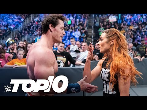 Coolest Mixed Tag Teams: WWE Top 10, July 8, 2020