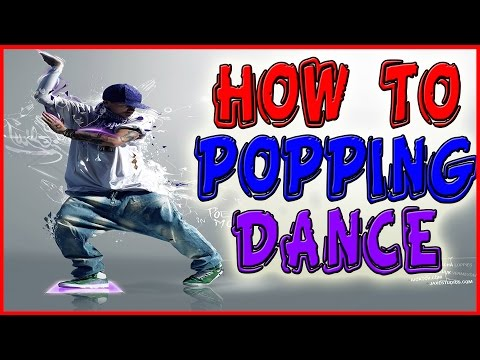 Popping dance tutorial : How to POP or