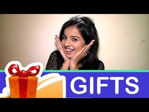 Mahima Makwana Gift Segment Part-02