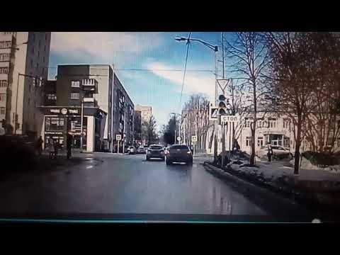 ДТП в Казани на улице Товащеская