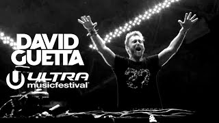 David Guetta Miami Ultra Music Festival 2018