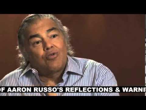 Шокирующее свидетельство Аарона Руссо о Рокфеллерах и мировой банкирской закулисе