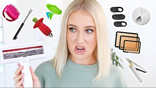 TRYING OUT POPULAR AMAZON PRODUCTS by Lauren Curtis