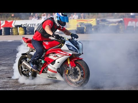 Best Stunts of Polish Stunt Cup 2015