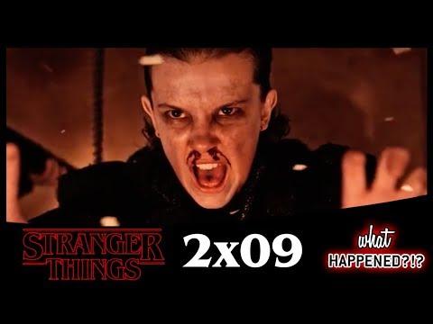 "STRANGER THINGS 2x09 Recap: ""The Gate"" Season 2 Finale (Season 2 Episode 9)   What Happened?!?"