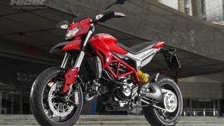 8. Ducati Hypermotard 2013 First Ride