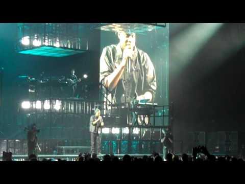 Jay-Z *Magna Carta Tour 2014* (Barclay Center Brooklyn, NY 01/12/14) Part 4 of 5 (видео)
