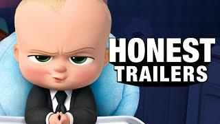 Video Honest Trailers - The Boss Baby MP3, 3GP, MP4, WEBM, AVI, FLV Mei 2018