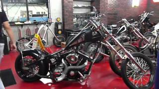 CHOPPERSTREET GRUNPY CUSTOM CHOPPER