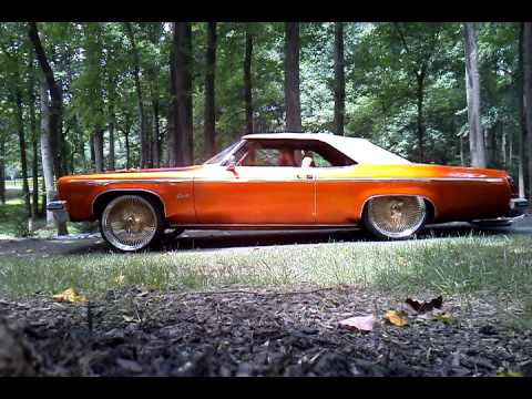 1975 olds 88 air ride install