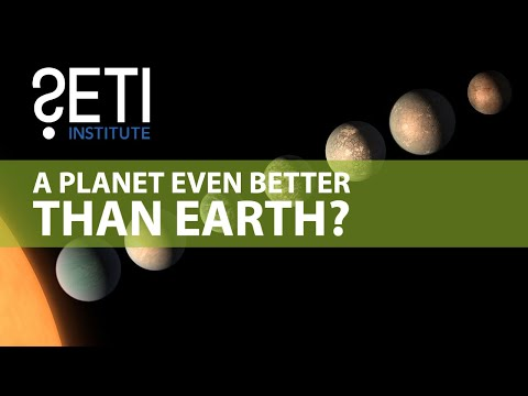 A Planet Even Better Than Earth?