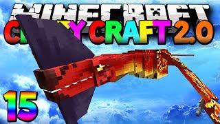 """Minecraft Mods Crazy Craft 2.0 """"Epic Avatar Monster Battle!"""" Modded Survival #15 w/Lachlan"""