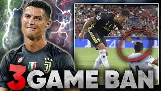 Video Cristiano Ronaldo To Be BANNED For Manchester United Return?! | #UCLReview MP3, 3GP, MP4, WEBM, AVI, FLV September 2018