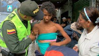 Cali Colombia  city images : Drogadicción (Planchón Santa Helena) - 5 SENTIDOS - Tiempo Real, de Verdad - Cali, Colombia