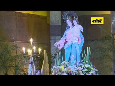Salesianos festejan el Día de la Virgen María Auxiliadora
