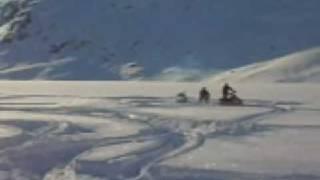 6. Viper Mountain & MXZ 800 boondocking
