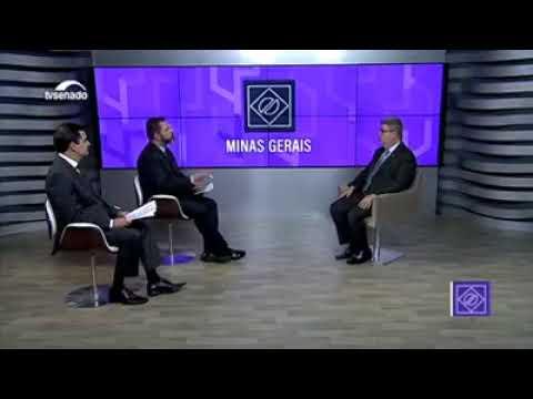 Anastasia fala sobre a Lei Kandir em entrevista para o programa Assunto de Estado