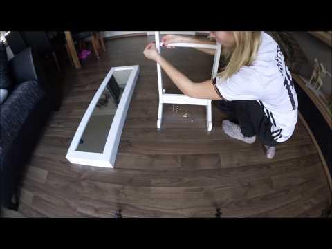 Mein Schmuckschrank - Der Aufbau - Tipps & Tricks
