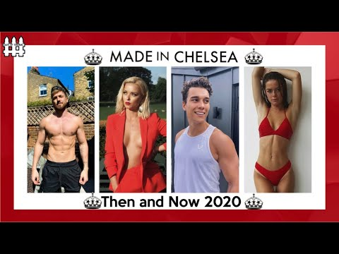 Made In Chelsea Then And Now 2020