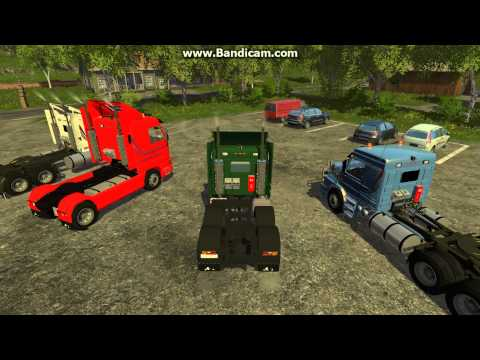 Collection Scania 113 Pack V1.0