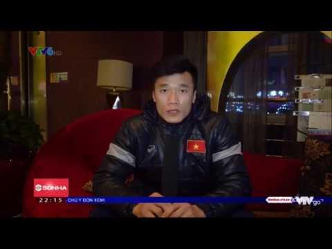 Bùi Tiến Dũng Chia Sẻ Bí Kíp Thành Công Đặt Mục Tiêu Vô Địch U23 Châu Á - Thời lượng: 82 giây.