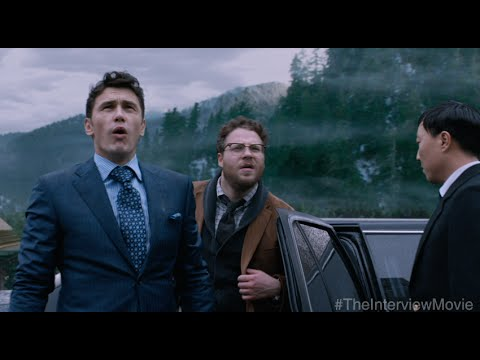 The Interview (TV Spot 'Playing Online & in Select Theaters')