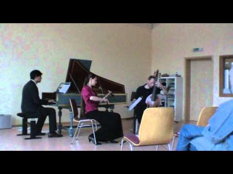 Arcangelo Corelli-Sonate per violino e basso continuo in la maggiore-4.Adagio