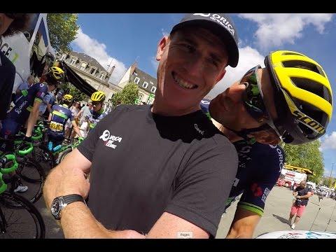 Tour de France 2016: Orica BikeExchange   Stages 1-6 compilation