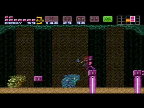 preview-Super Metroid Review