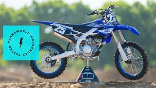 10. Technical Briefing Of The 2019 Yamaha YZ250F