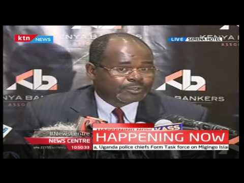 Kenya Bankers Association reacts to the Law capping interest rates