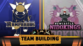 St. Louis Rampardos Team Building UCL S2 Week 6: VS Newcastle Nidokings! by aDrive