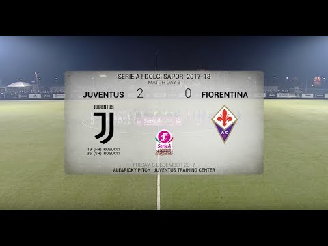 HIGHLIGHTS: Juventus Women Vs Fiorentina Women 2-0 | 8.12.2017
