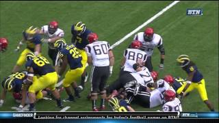 Gavin Escobar vs Washington State & Michigan (2011)
