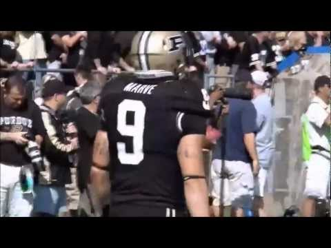 Purdue University 2012 Football Mix