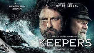 KEEPERS: El misterio del faro