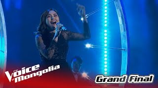 "Video Enguun - ""Never enough"" 