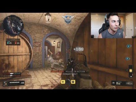 Black Ops 4 Multiplayer Gameplay w/ FaZe Censor! (видео)