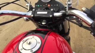 6. 2003 Moto Guzzi California stone