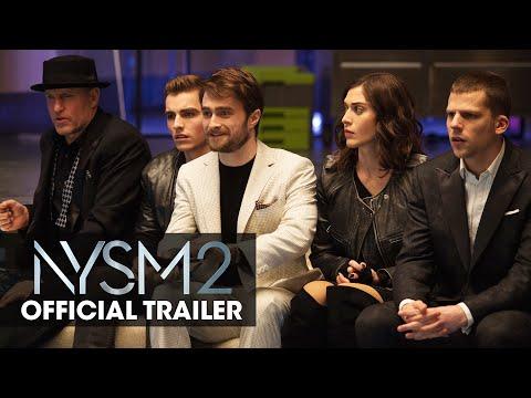 Now You See Me 2 (Trailer 'The Greatest Magic Trick')