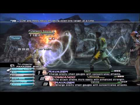 preview-Let\'s Play Final Fantasy 13! - 016 - I can upgrade my equipment now (ctye85)