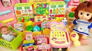 Video Baby doll Mart toys and ice cream shop baby Doli play MP3, 3GP, MP4, WEBM, AVI, FLV Agustus 2018