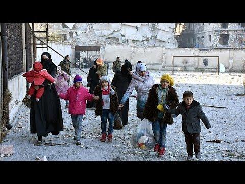 2016: Ένας ακόμα χρόνος αιματοχυσίας στην Συρία με επίκεντρο το Χαλέπι – review